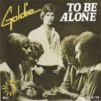 Cover Goldie [UK] - To Be Alone